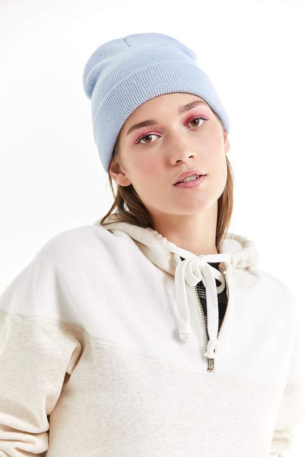 f8996d383948e Urban Outfitters Jersey Knit Basic Beanie