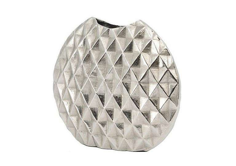 Furniture Village Glasgow furniture village geo cut aluminium vase small contemporary geo