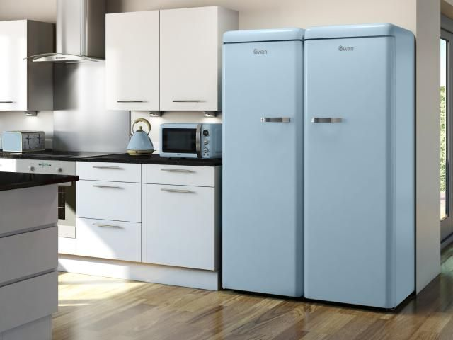 large fridges and freezers