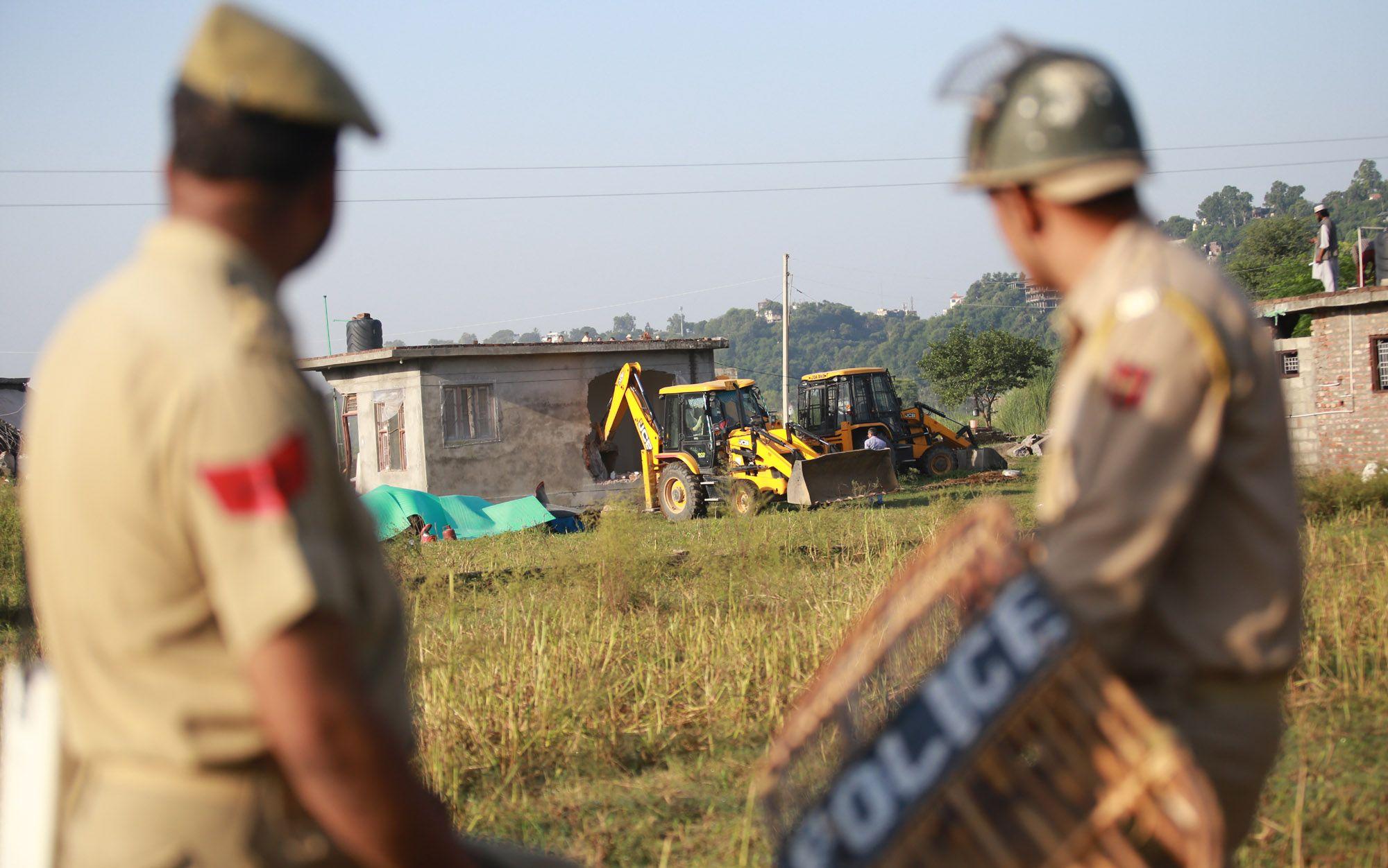 Jda Launches A Massive Anti Encroachment Drive To Demolish Illegal