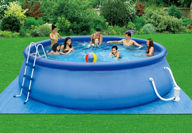 Backyard Ocean S 16 Ft Diameter X 42 In 3 5 Ft High Float To