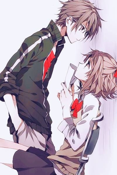 Smart couple so sweet httpsfacebookreynosaanas most popular tags for this image include anime boy couple kawaii and manga altavistaventures Images