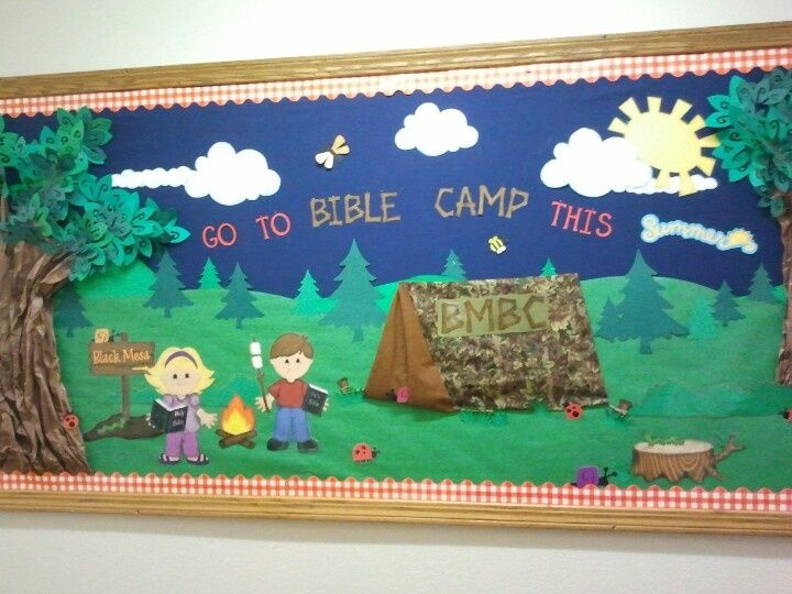 Pin By Kelly Hamann Martin On Camping Bulletin Boards