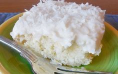 An easy but delicious Southern twist on a classic cake recipe