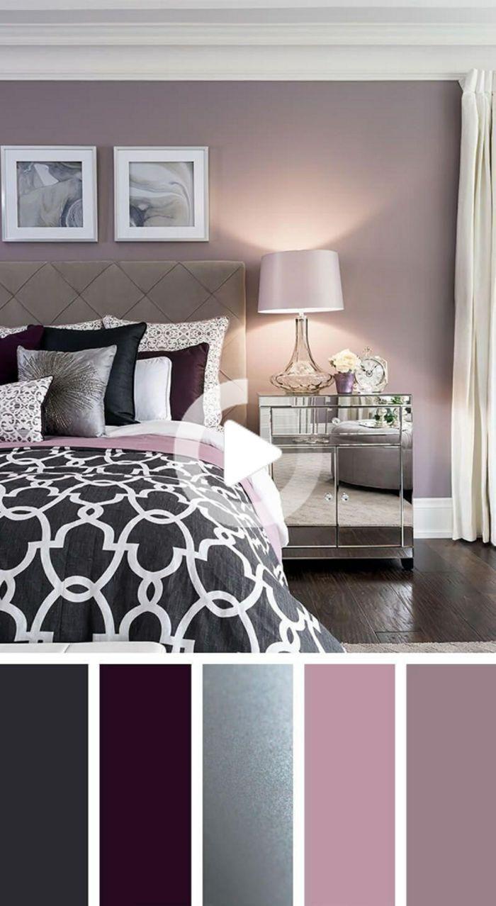 1001+ Ideen für Bilder für Wandfarbe Altrosa, die modern und stylisch sind   Zimmer farben ...