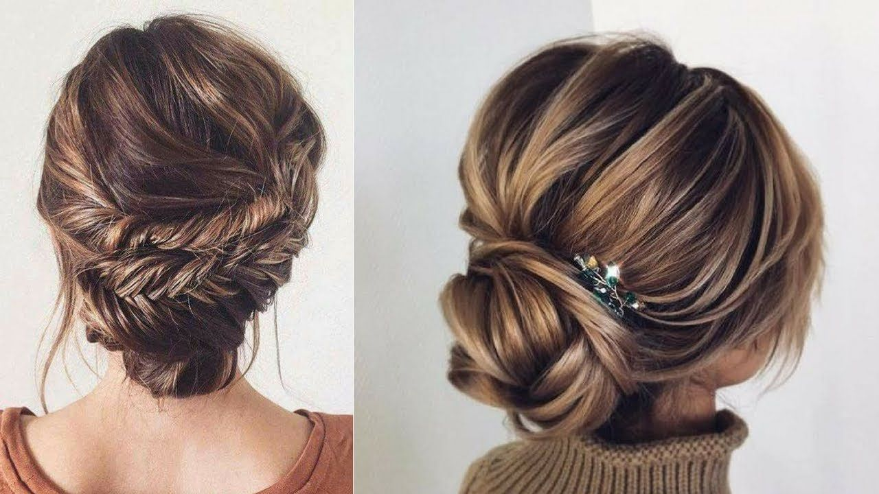 Easy hairstyle step by step tutorial share all earn video