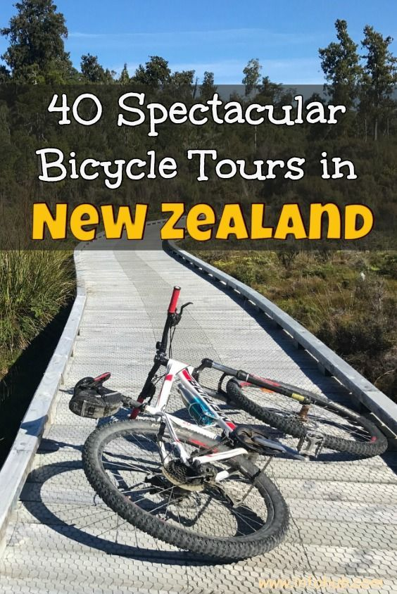 Bicycle Tours In New Zealand Whether You Are An Established