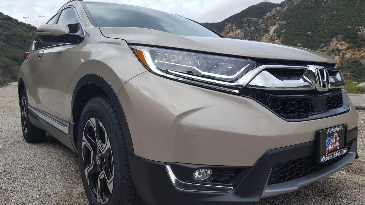 2019 Honda CRV Compact SUV Review, Prices, Trims