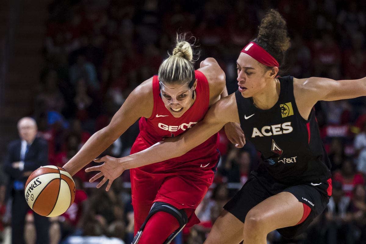 2020 WNBA Championship Odds Aces +300 Favorites in 2020