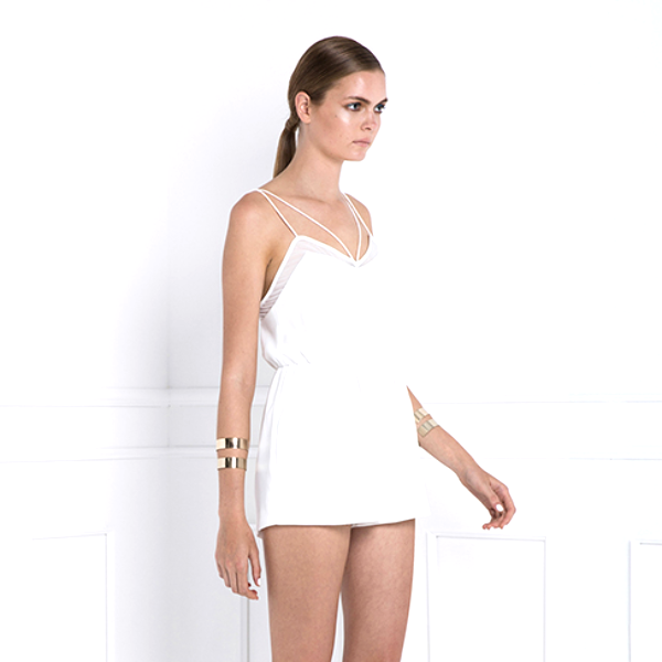 Finders Keepers, At It Again Playsuit