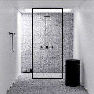 Photo of 38 Ideen für luxuriöse schwarze Duscharmaturen für Badezimmer – OMGHOMEDECOR