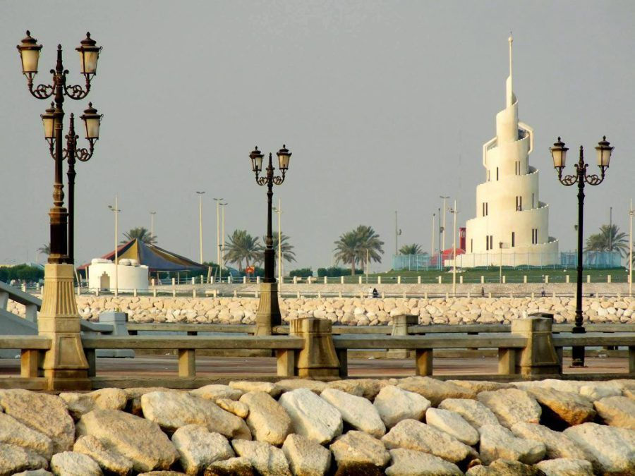 The Corniche At Dammam Is A Popular Attraction In The Region Fascinating Visitors Read More About Dammam And Its Fasci Cool Places To Visit Dammam City Guide