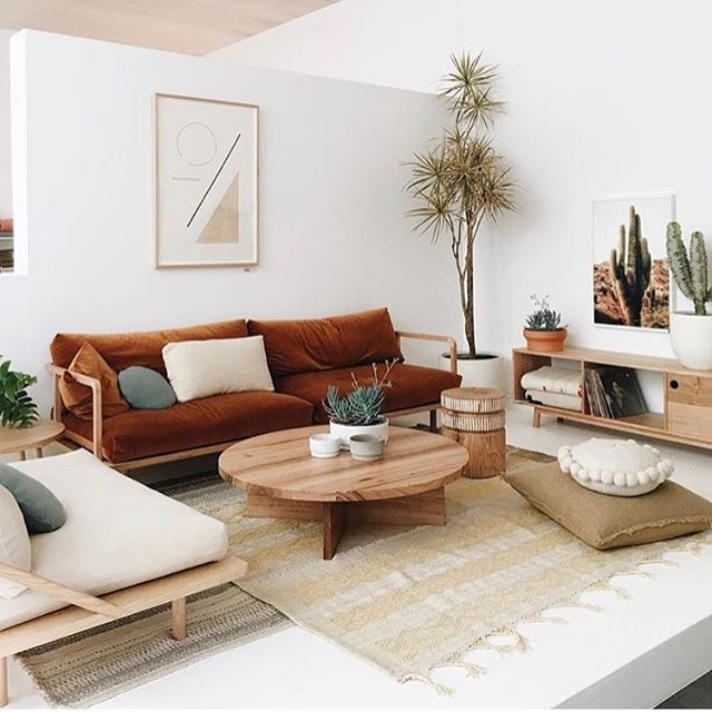 The Most Pinteresting Things This Month May Living Room Scandinavian Modern Living Room Table Style