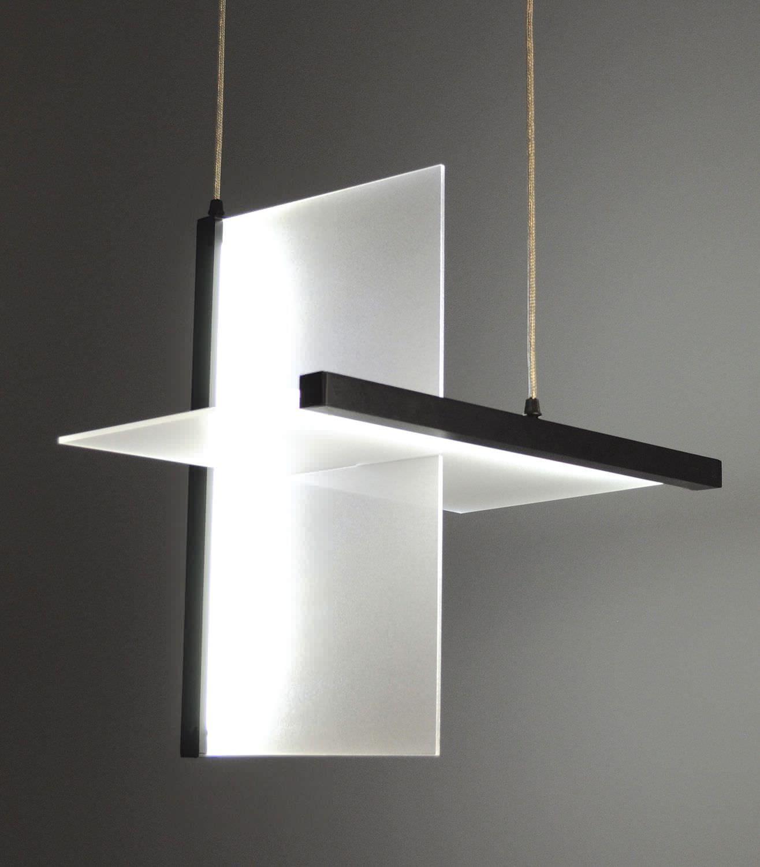 Pendant Lamp Contemporary Planar 2d Lamp Design Interior Lighting Lamp