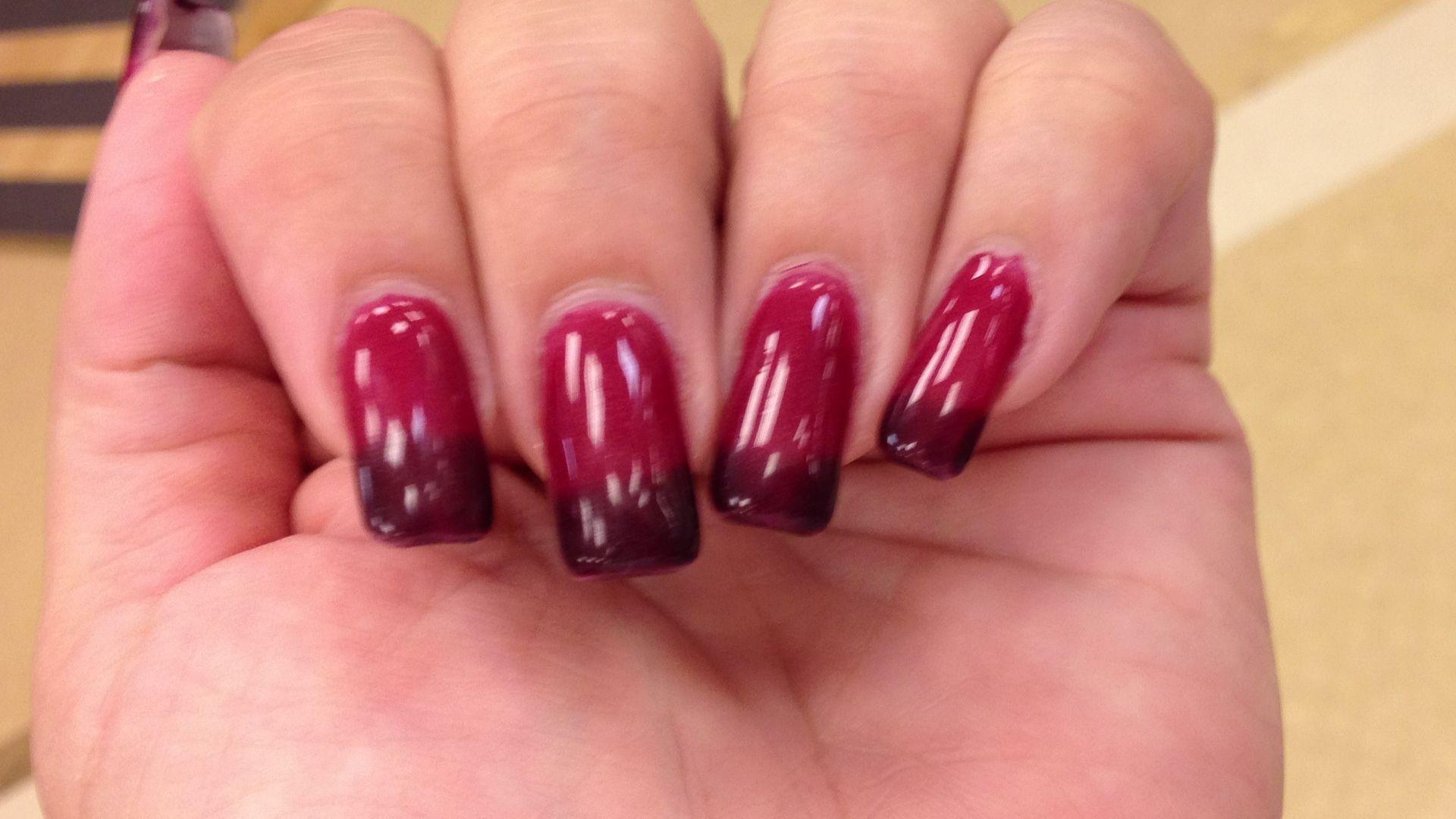 Color Changing Nail Polish Review