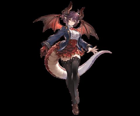 Grea Event Granblue Fantasy Wiki Granblue Fantasy Characters Fantasy Character Design Dragon Girl