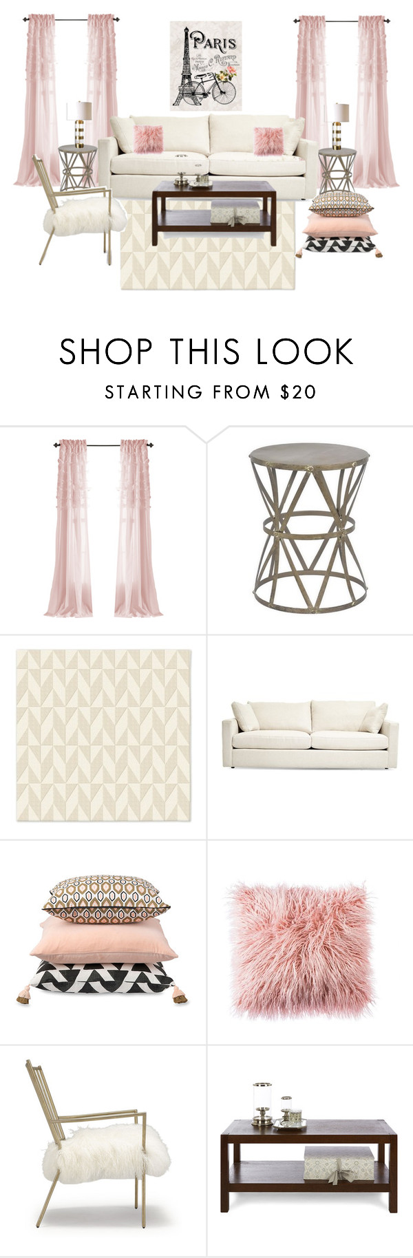 """Home Sweet Home"" by crystal-castleberry on Polyvore featuring interior, interiors, interior design, home, home decor, interior decorating, Three Hands, West Elm, Mitchell Gold + Bob Williams and Laura Ashley"
