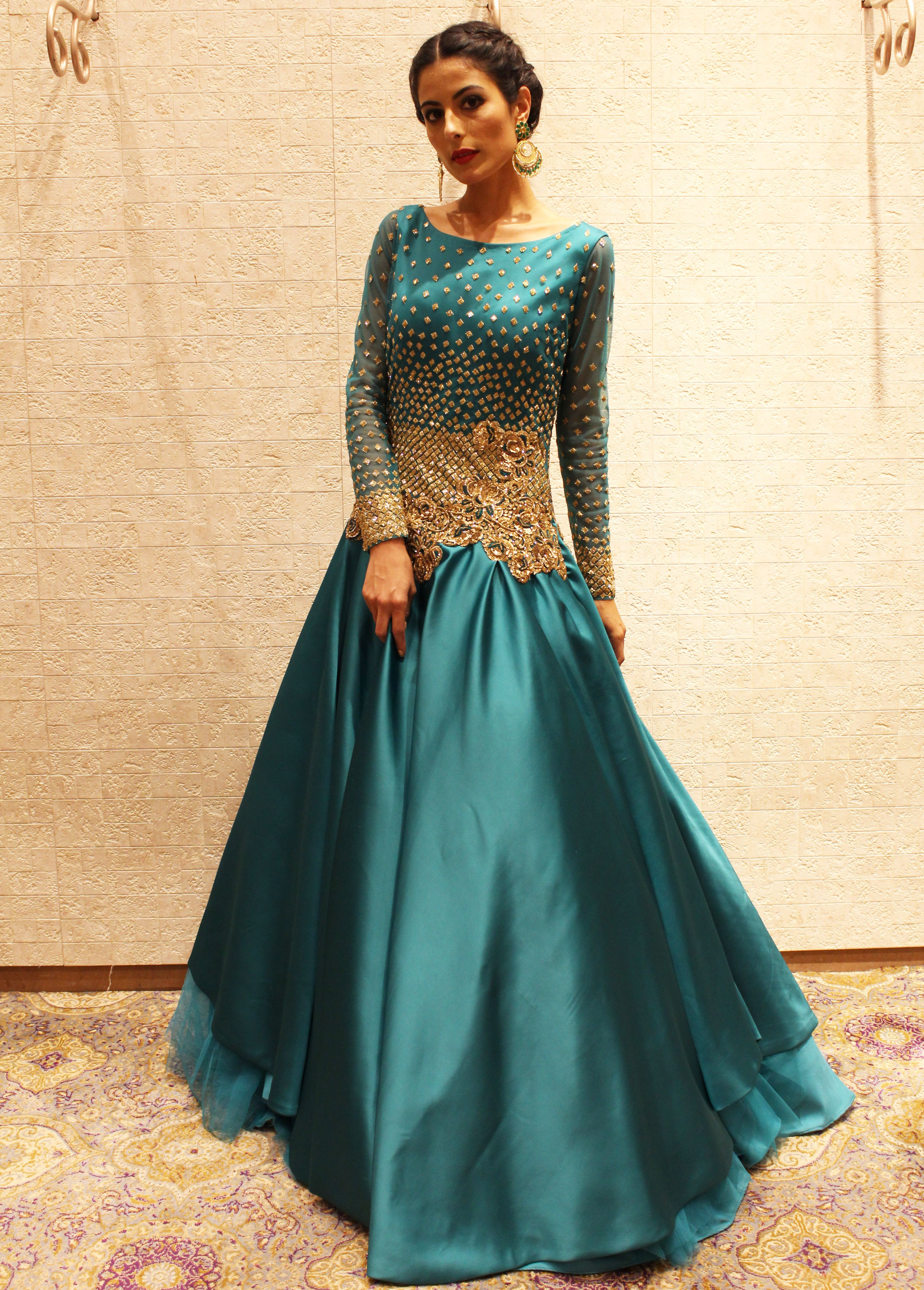 4b6dab0676 Glorious gowns by CTC Mall, Moti Nagar | Indian Wedding Outfits ...