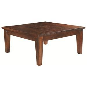 Four Hands Provence Square Coffee Table Ipro 40c Furniture