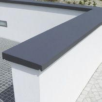 Chaperon Couvertine Beton En 2019 Amenagement Jardin