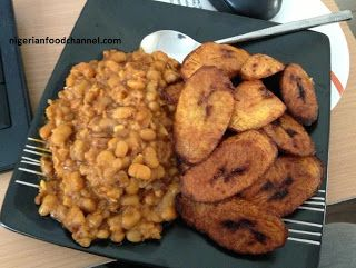 How To Cook Nigerian Beans Ewa Nigerian Food Recipes Food