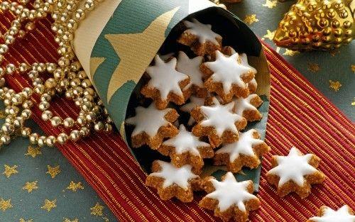 простой рецепт новогоднего печенья вкусного