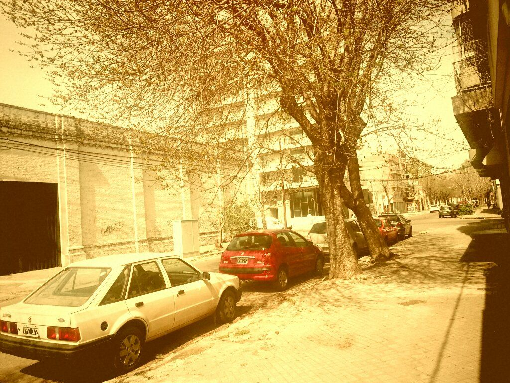 Vignette street pic
