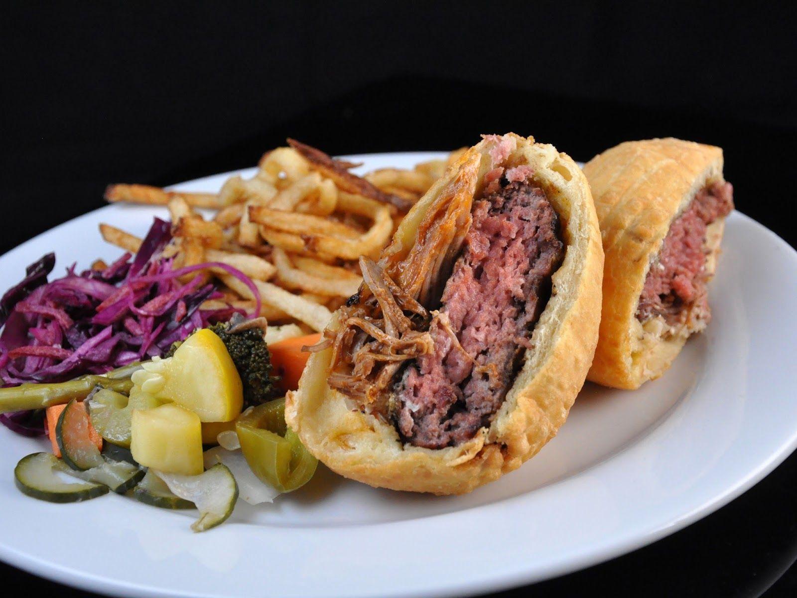 Forking Fantastic: Korzo's Deep Fried Burger At Home!