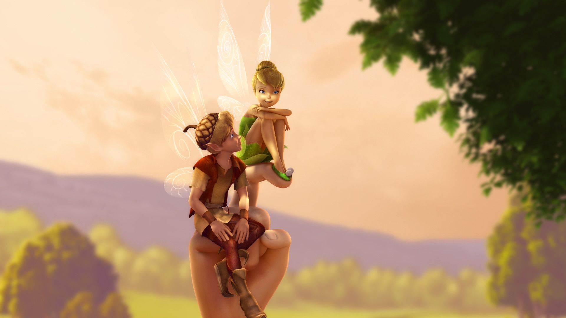 Tinker bell desnuda sexy galleries
