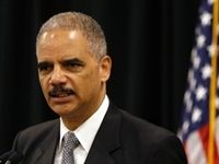 """At Al Sharpton's annual National Action Network Annual convention, Attorney General Eric Holder spoke about civil rights and referenced his back-and-forth at Tuesday's House Judiciary Committee hearing, with Rep. Louis Gohmert (R-TX)...    """"I have been proud to stand along side of you in supporting efforts to advance the cause of justice that has always been at the center of this , this administrations work I am pleased to note that the last five years have been defined by significant  ..."""
