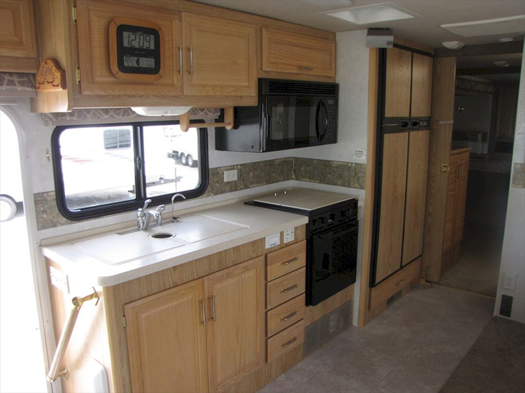 Beautiful Rv Makeovers To Follow On Pinterest 15