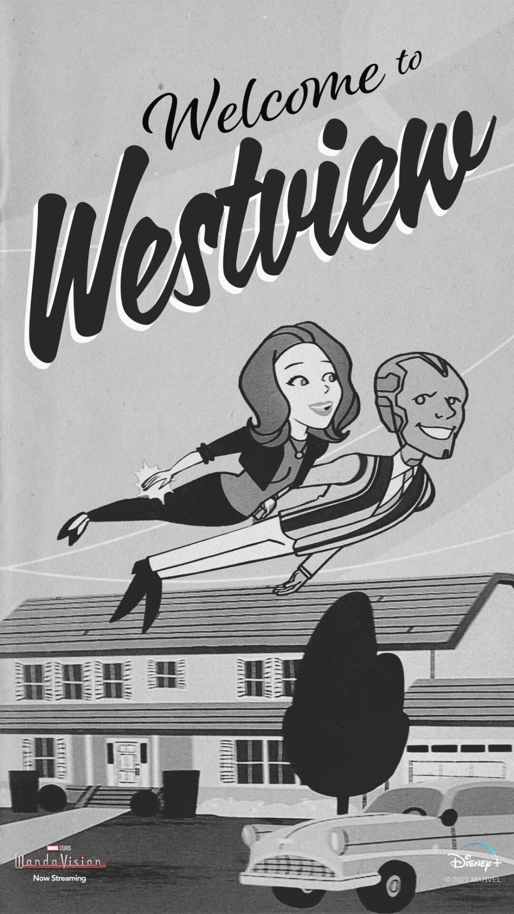 WandaVision on Twitter