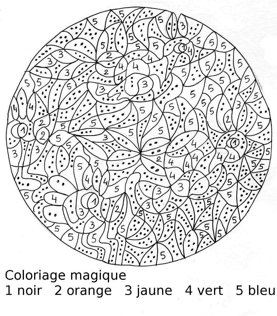 30 Coloriage Magique Adulte A Imprimer Genial Bathroom Magic