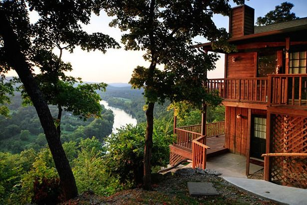 can u canoe riverview cabins eureka springs ar resort reviews rh pinterest com cottages eureka springs downtown cottages eureka springs arkansas