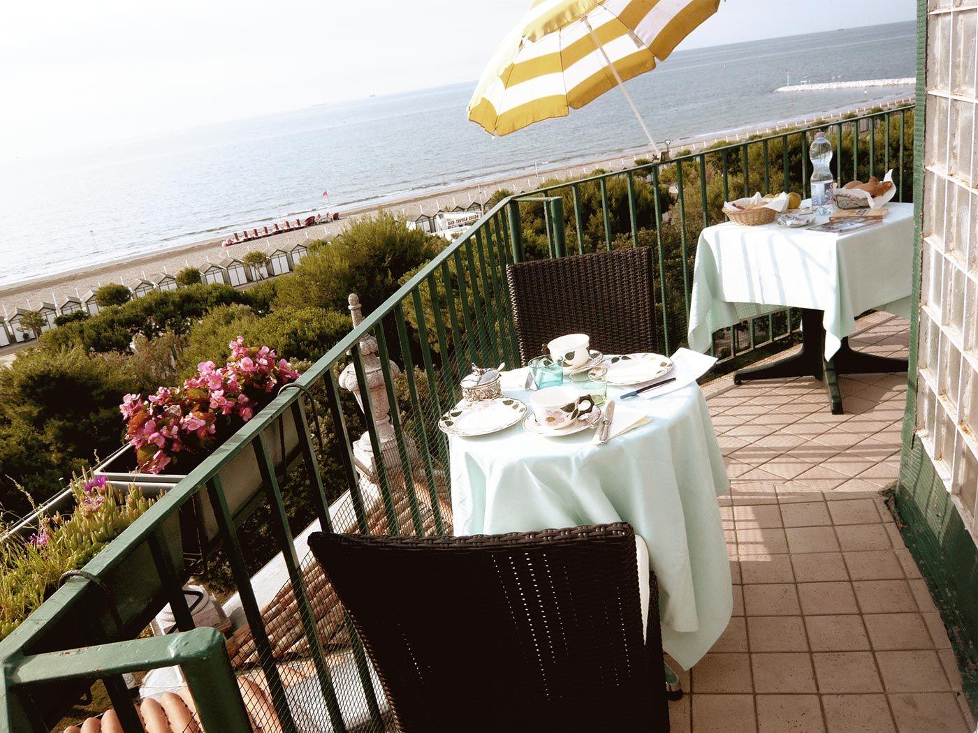 Bed and Breakfast Venezia Lido Villa Gabriella B&B Lido di Venezia Villa Gabriella