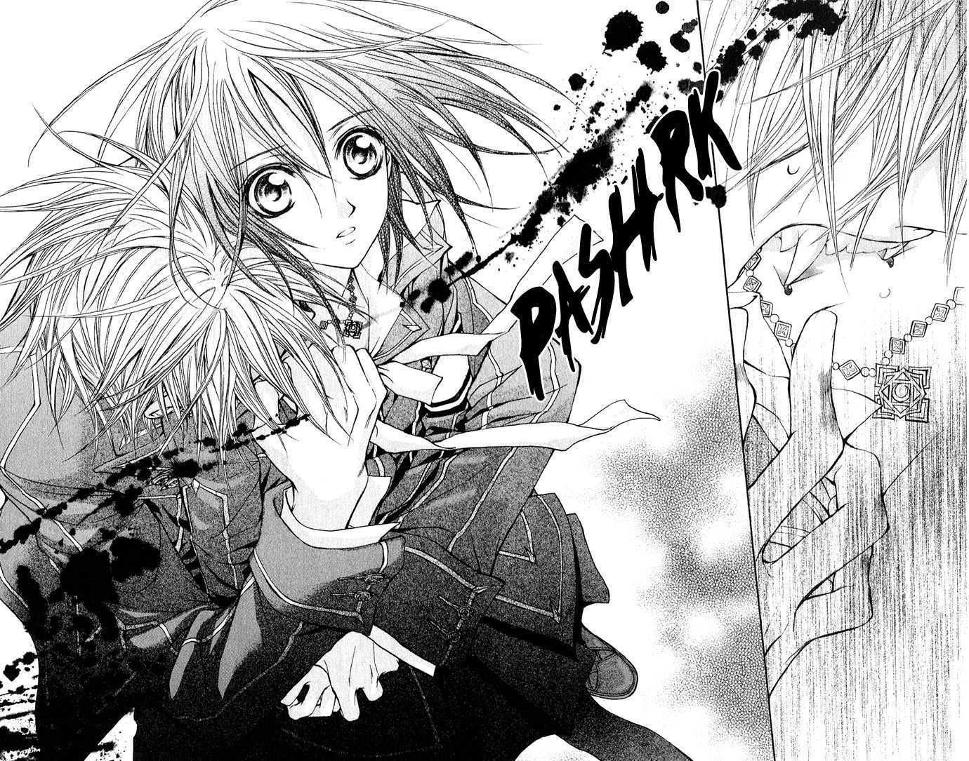 Vampire Knight 3 v1 - Read Vampire Knight Vol.1 Ch.3 Online For Free - Page 24 - Page size 1 - MangaPark