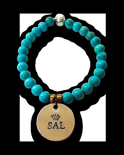 SAL Beaded Bracelet