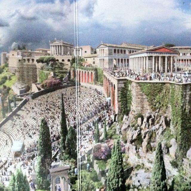 Panoramic Exhibition Of Assisi Pergamon Museum Amazing