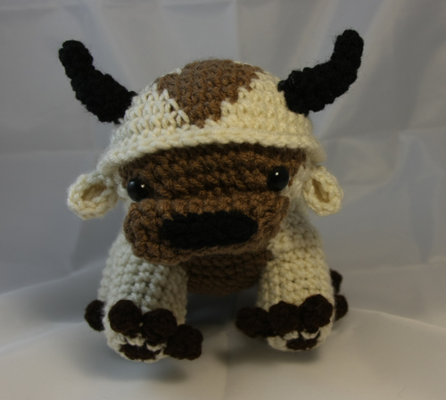 Amigurumi Last Day Of My Seven Days Of Patterns Is Appa He