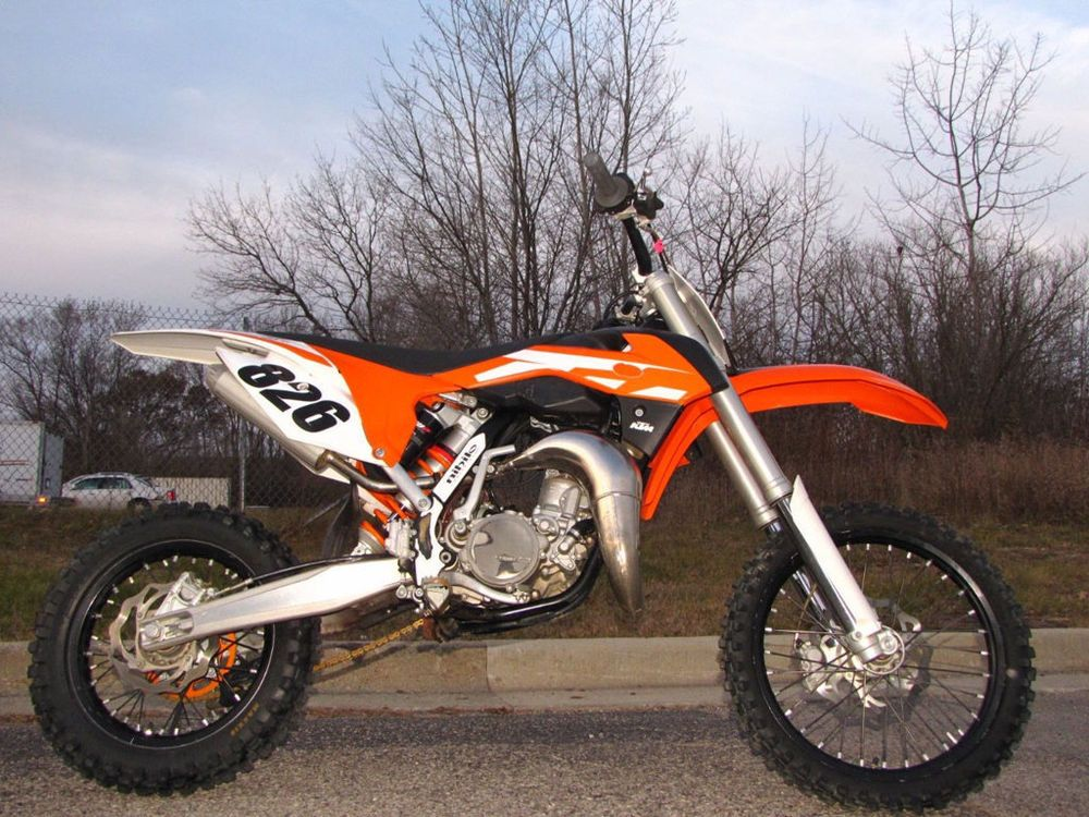2016 Ktm Sx 85sx Ktm Used Motorcycles For Sale Motorcycles For Sale
