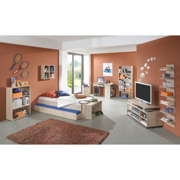 Felix Canadian Oak Childrens Study/Bedroom Furniture Set   www
