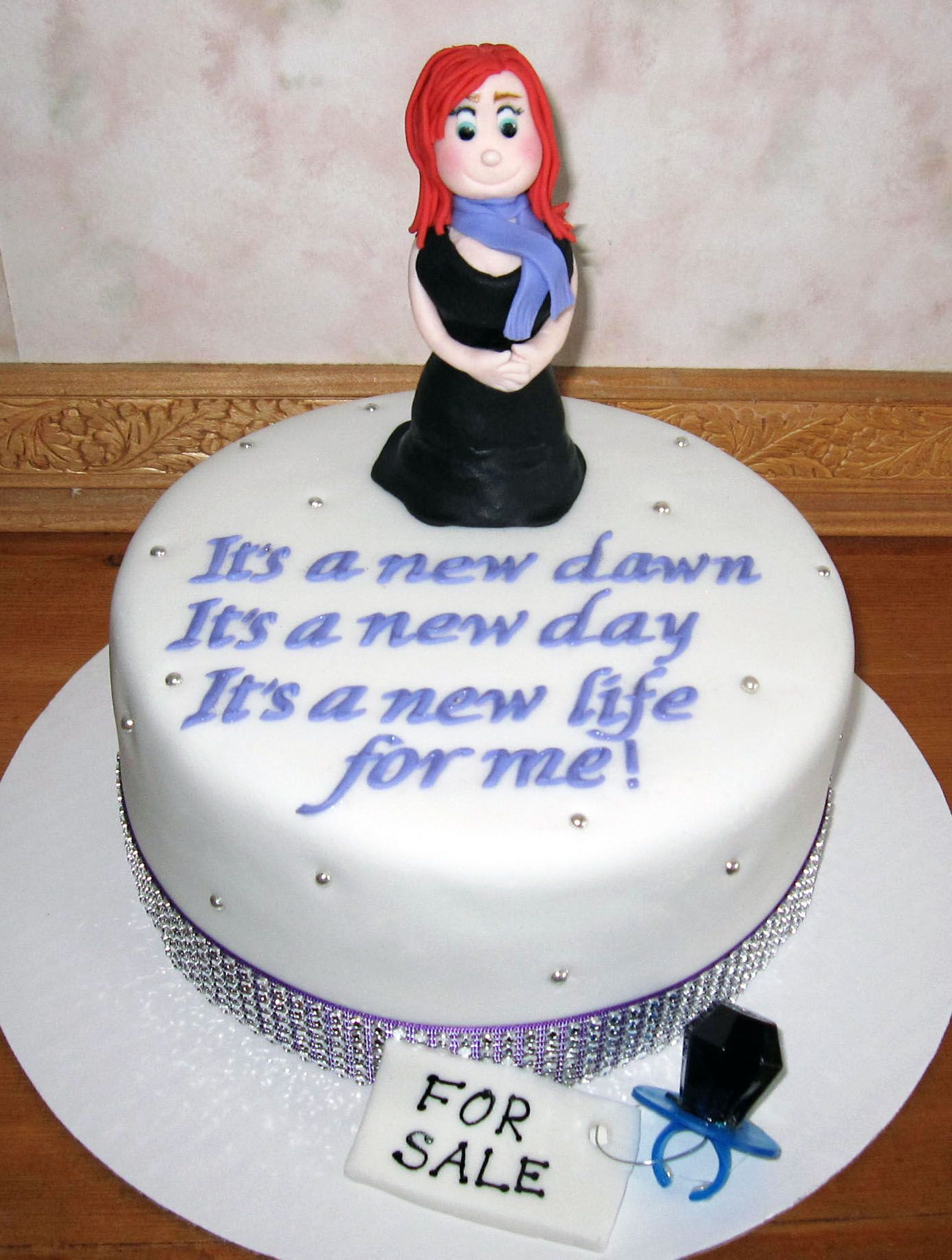 Pin On Divorce Cakes