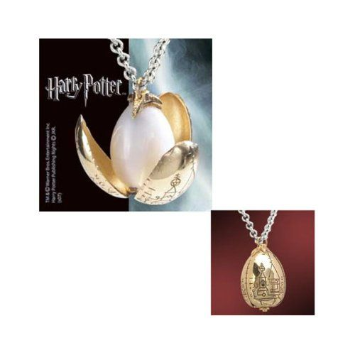 Harry Potter gold eggs ( Golden Egg ) Silver made ??pendant @ niftywarehouse.com #NiftyWarehouse #HarryPotter #Wizards #Books #Movies #Sorcerer #Wizard