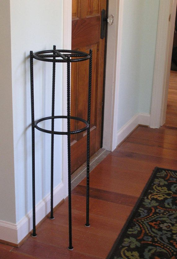 Berkey water filter stand
