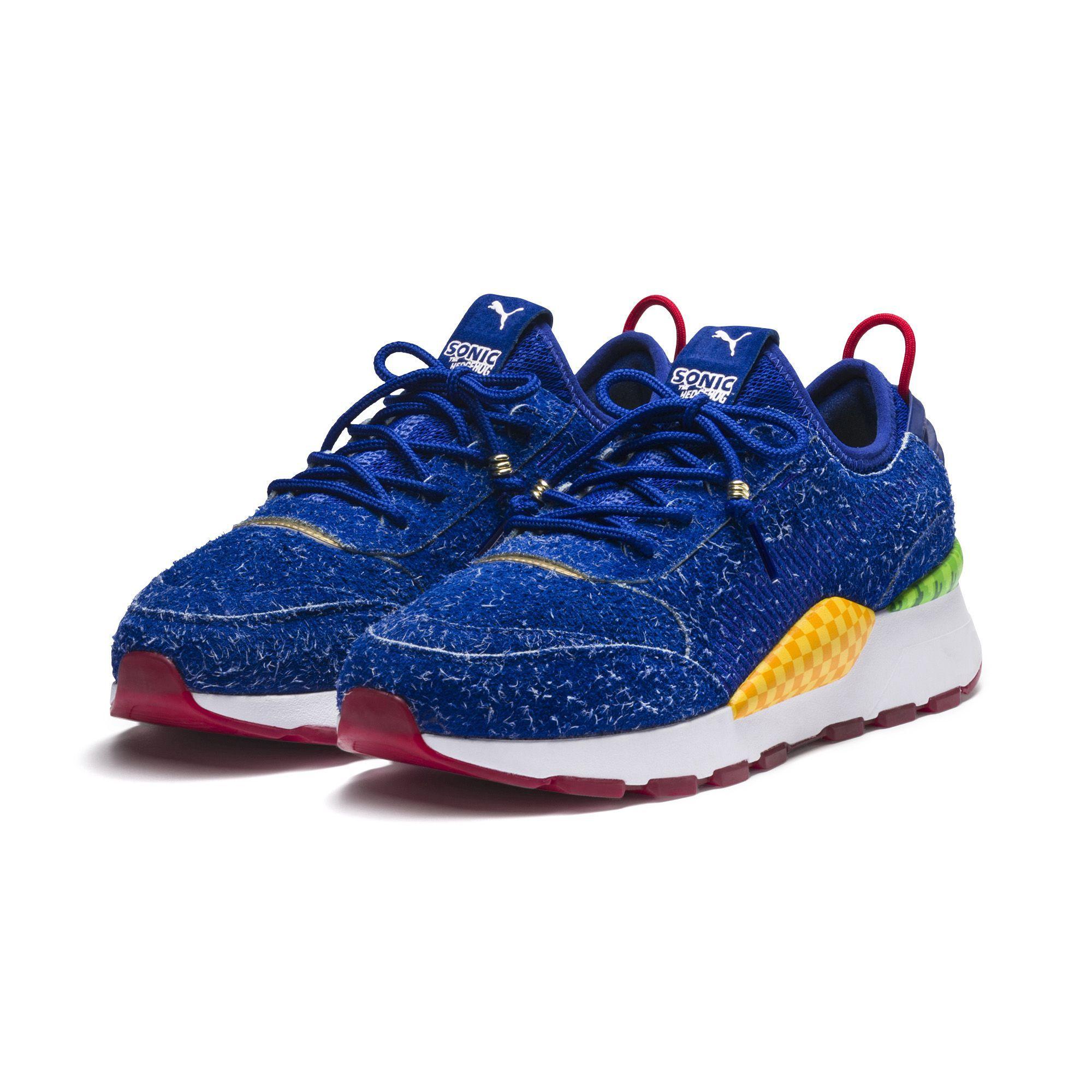 Puma x Sega bringen einen Sonic Sneaker auf den Markt!