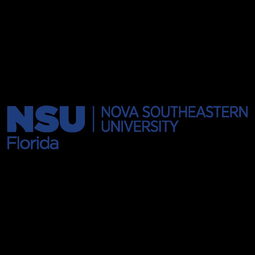 Nsu Logo Nova Southeastern University Southeastern University Nova Southeastern University University Logo