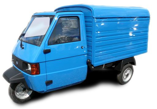 piaggio ape tm kasten neufahrzeug bllau piaggio. Black Bedroom Furniture Sets. Home Design Ideas