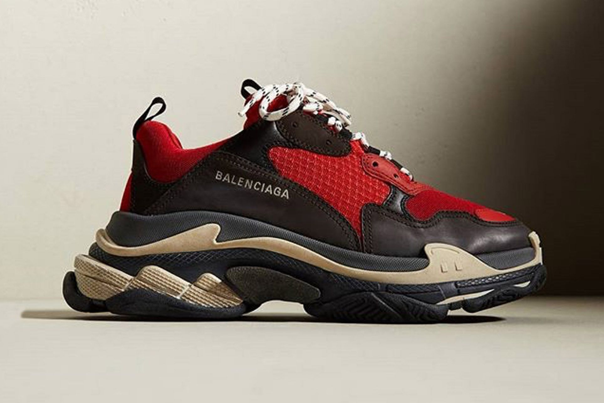 fashion, Balenciaga shoes mens