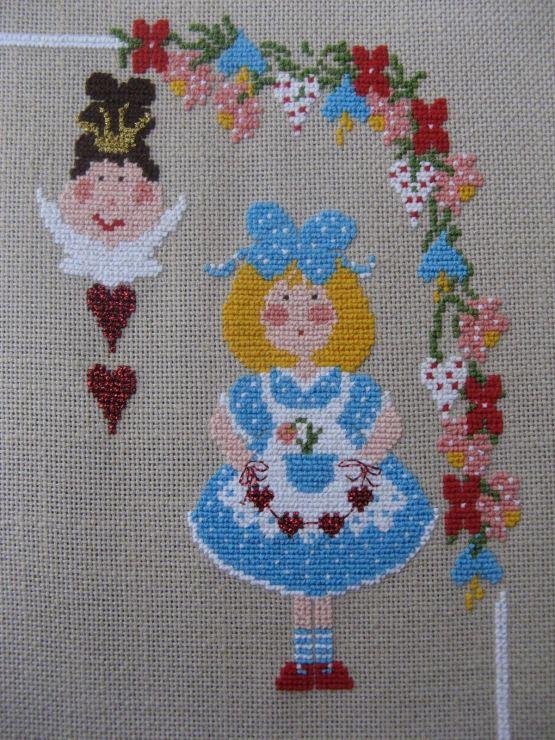 Gallery.ru / Photo # 34 - 2015 Cross stitch - ombredenuit