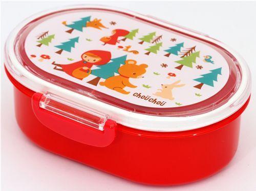Little Red bento box